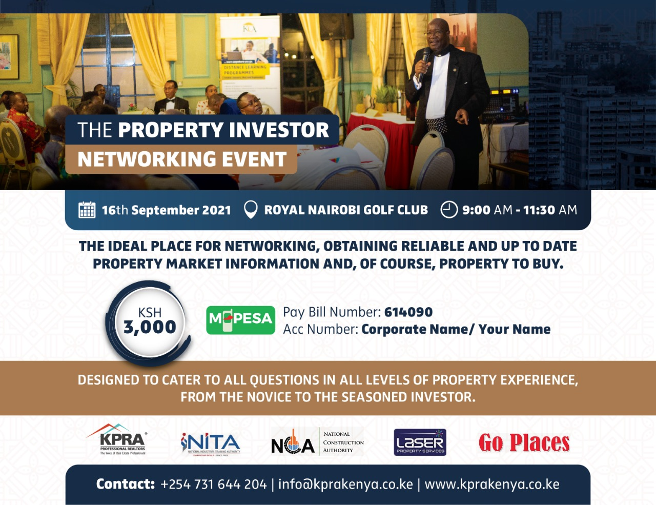 The Property Investor Networking Event